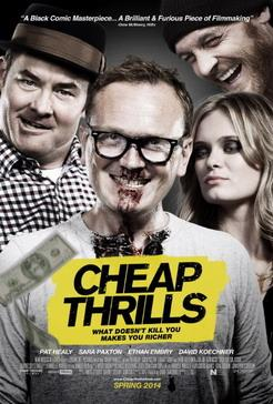 CheapThrills -poster