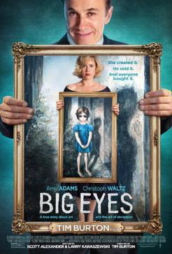 BigEyes-poster