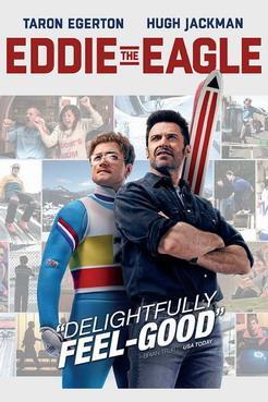 EddieEagle-poster