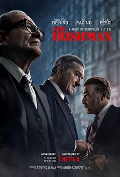 Irishman=poster