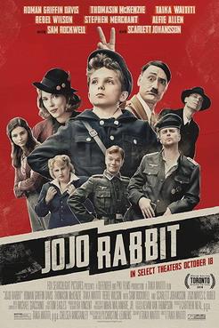 JojoRabbit-poster